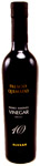 PEDRO XIMENEZ VINEGAR, SWEET, PALACIO QUEMADO, ALVEAR, AGED 10 YEARS, SPAIN 375 ML