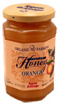 RIGONI DI ASIAGO ORANGE BLOSSOM HONEY, ITALY, 14.1 OZ