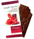 Crisp bites of bacon drizzled with delicate maple sweetness and a sprinkle of bonfire smoked sea salt, bathed in milk chocolate.